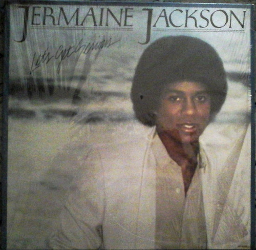 disco jermaine jackson - let's get serious, importado, único