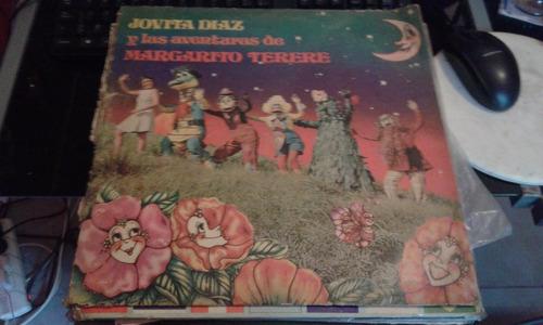 disco jovita diaz y las aventuras de margarito terere