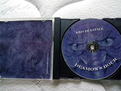 disco kris dinatale deamons hour