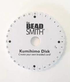 1d7e20de467f Disco Kumihimo 15cms De Diámetro Para Tejer Bisutería
