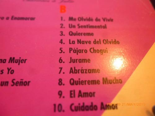 disco laser karaoke canciones en español (u1371