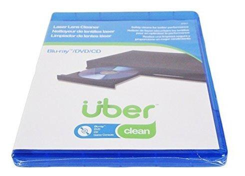 disco limpiador de lentes laser para cd dvd reproductores bl