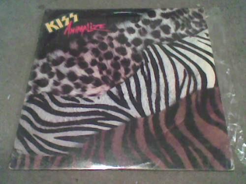 disco l.p. 331/3 kiss animalize