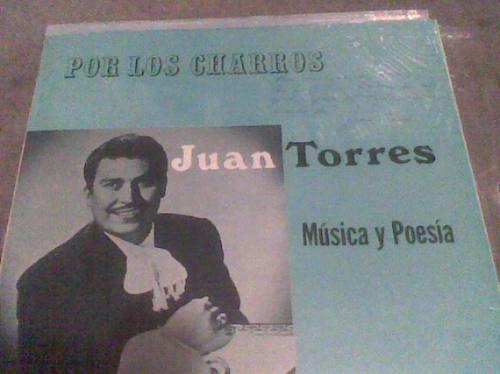 disco l.p. 331/3 musica y poesia juan torres