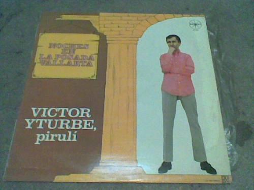 disco l.p. 331/3 tamaño grande  el piruli