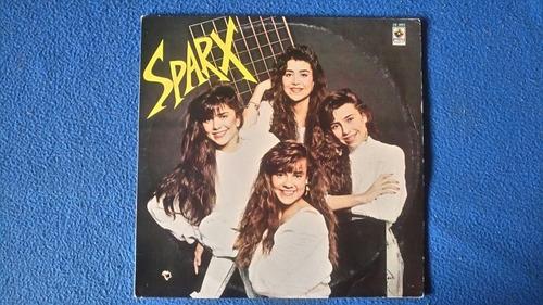 disco lp acetato sparks sparx lorenzo antonio pop 80s