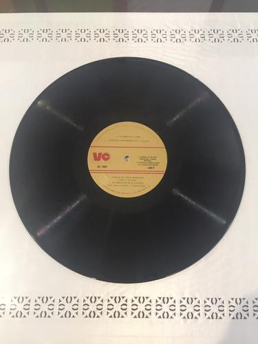 disco lp de el hombre en la luna- zabludovsky