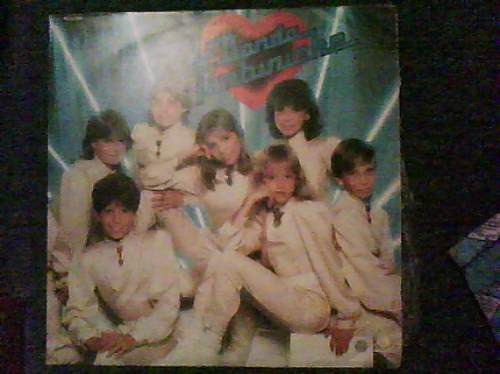 disco l.p de la banda de timbiriche