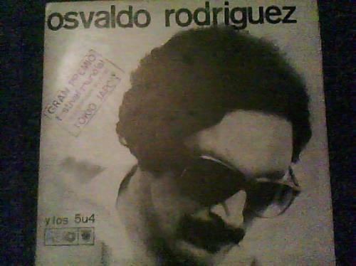 disco l.p de osvaldo rodriguez