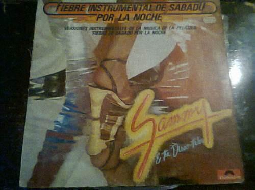 disco l.p de  the s.o.s band