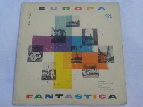 disco lp europa fantastica excelente estado!!