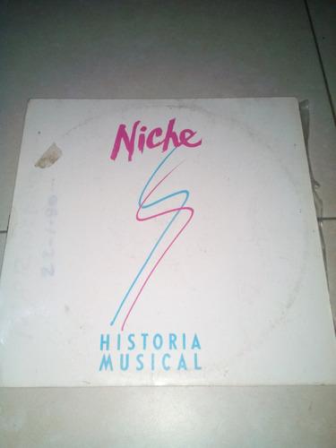 disco lp grupo niche