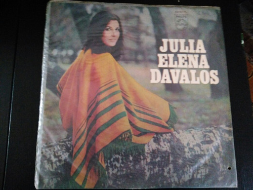 disco lp julia elena davalos