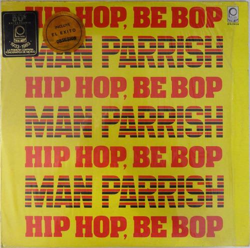 disco lp man parrish hip hop, be bop (don't stop)