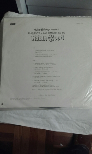 disco lp robin hood