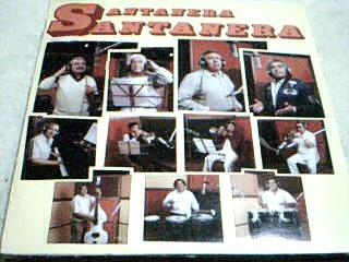 disco lp sonora santanera - santanera santanera -