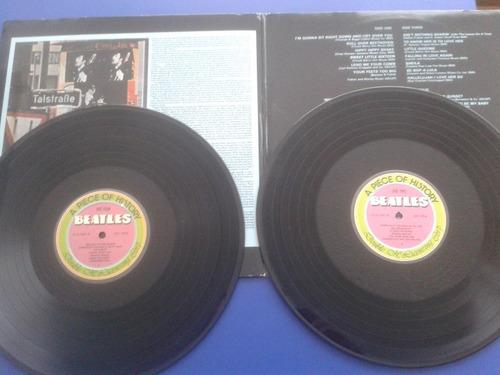 disco lp vinil beatles - live at the star club - ed usa 1977