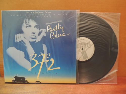disco lp vinil betty blue trilha sonora sound track