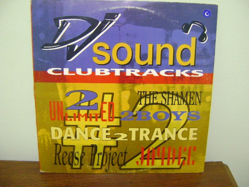 disco lp vinil dj sound clubtracks dance music 1993
