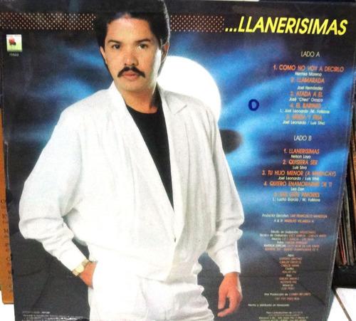 disco - luis silva y sus canciones - 5000bs