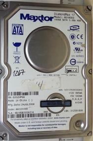 MAXTOR 6G160E0 DESCARGAR CONTROLADOR