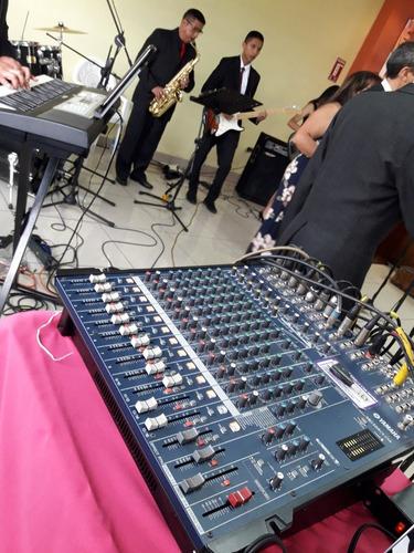 disco móvil & equipos de amplificación