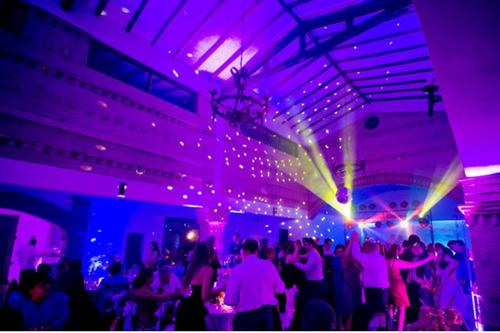 disco movil/dj/luces uv neon/lasser/humo/bola de espejos