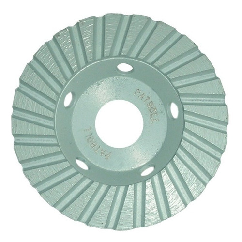 disco muela diamantada amoladora 100 mm patroll de aliafor