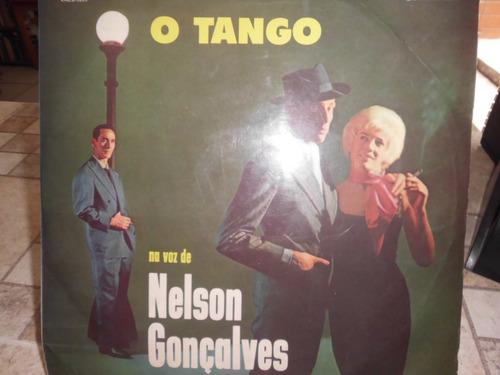 disco nelson gonçalves o tango
