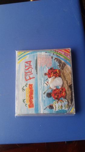 disco nuevo sellado calypso experience fiesta limon 70451490