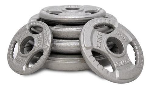 disco olimpico acero fierro para barra olímpica por kilo