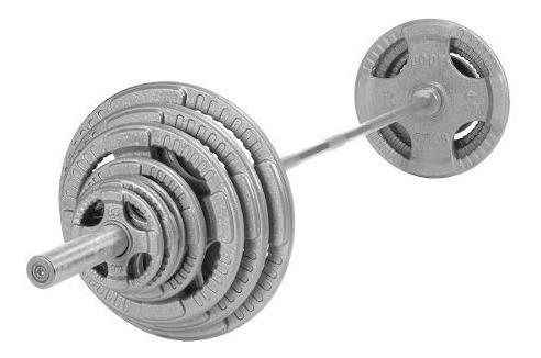 disco olimpico acero por kg - fierro para barra olímpica -