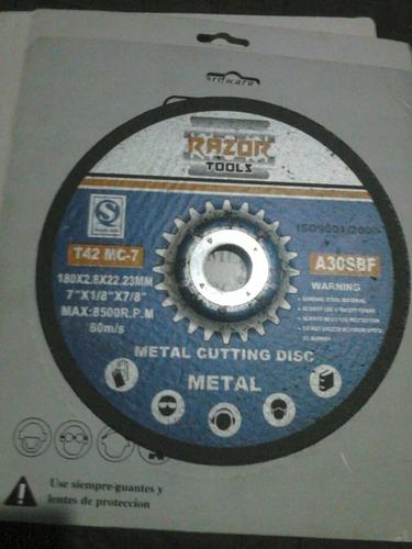 disco para corte metal