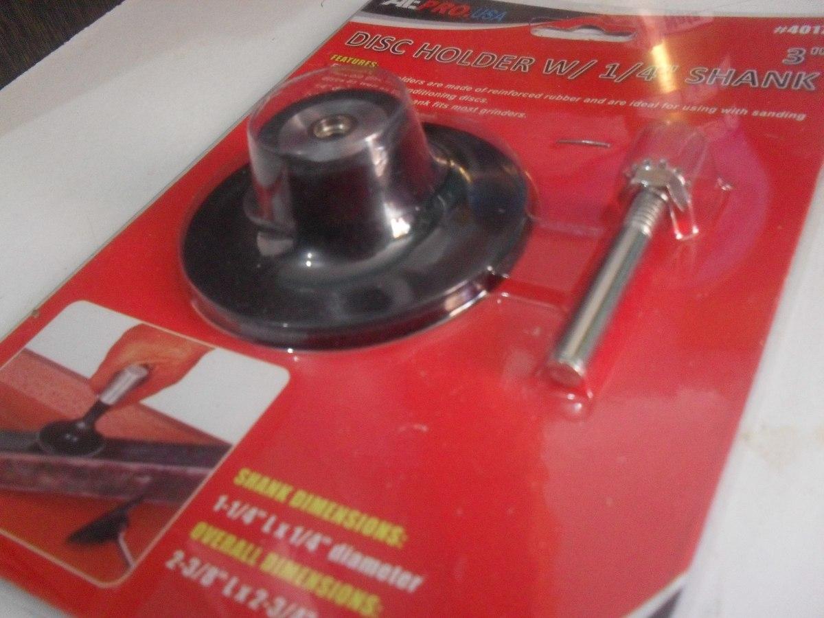 Disco para pulir 3 para taladro entrada 1 4 en - Lija para taladro ...