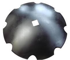 disco para rastra de 24   y 26  eje 1 1/8  1 1/4  1 1/2