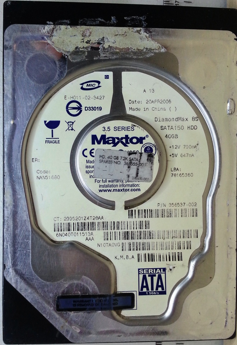 MAXTOR 6N040T0 WINDOWS XP DRIVER DOWNLOAD