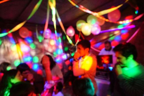disco peque fluor, animacion cumpleaños adultos, karaoke
