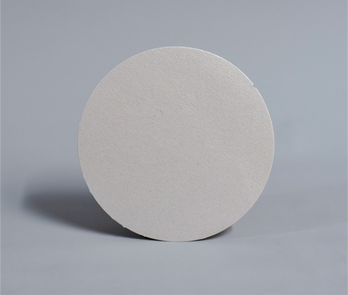 disco plastificado cartón gris d. 20cm (x200u) - 097