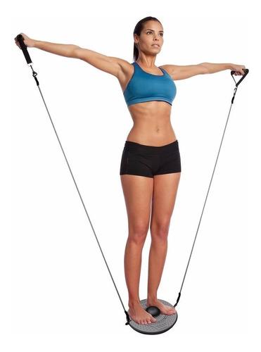 disco plataforma para cintura equilibrio balance 3 en 1 body