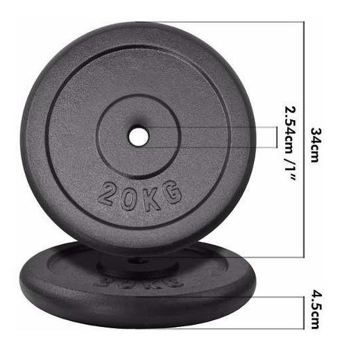 disco pre olimpico barbell acero barra preolimpico kg