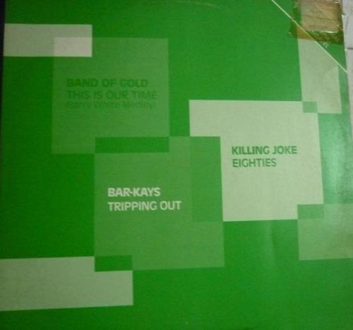 disco promocional mix (bar-kays / band of gold) nac.
