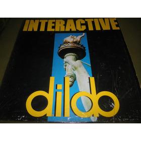 Disco Remix Vinyl Imp Interactive - Dildo / The Devil (1992)