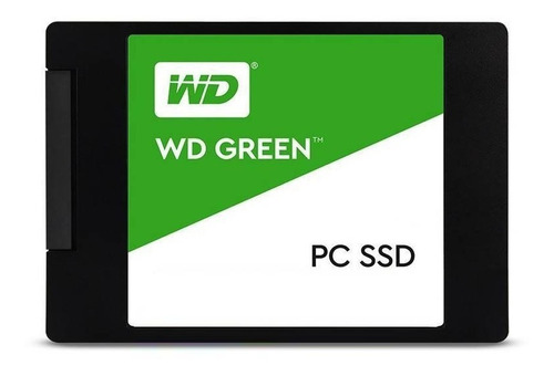disco rigido 120g wd ssd green sata 3d wds120g2g0a