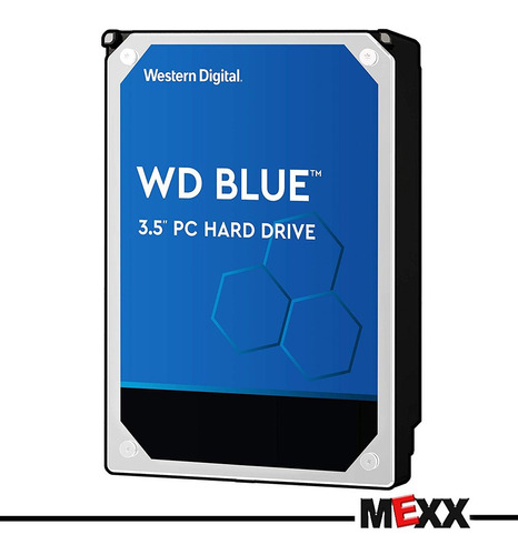 disco rigido 1tb blue wd western digital 64mb mexx3