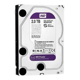 Disco Rigido 2tb Purple Western Digital Dvr Seguridad Wd