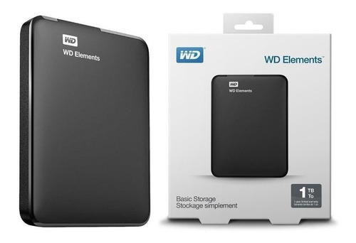 disco rigido externo 1tb wd usb 3.0 western digital