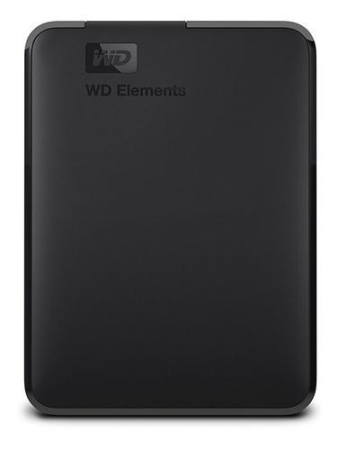 disco rigido externo 2tb wd western digital elements portatil usb 3.0 pc ps4 notebook gtia oficial