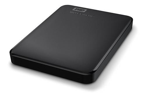 disco rigido externo 2tb wd western digital elements portatil usb 3.0 ps4 pc notebook gtia oficial
