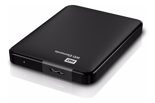 disco rigido externo portatil 2tb usb 3.0 western wd venex