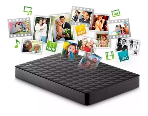 disco rigido externo seagate 1tb expansion portable usb 3.0